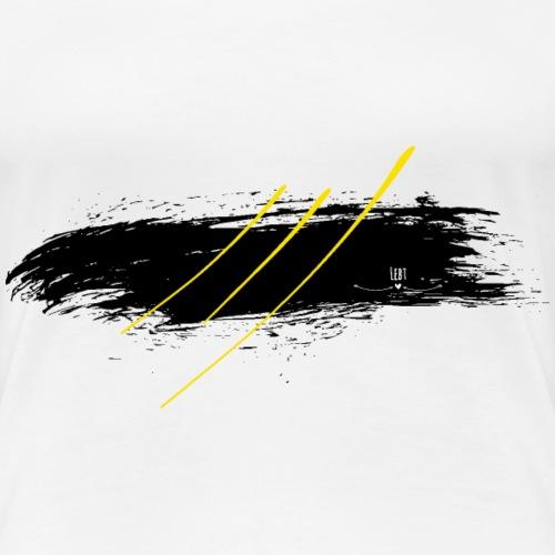 Körper, Geist & Seele - Frauen Premium T-Shirt