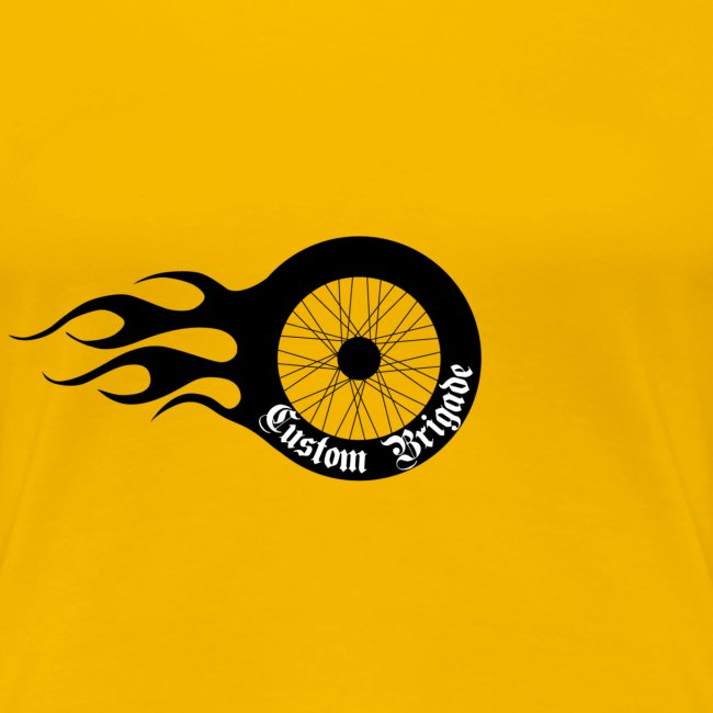 roue flame