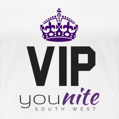 YouNite VIP - Women's Premium T-Shirt