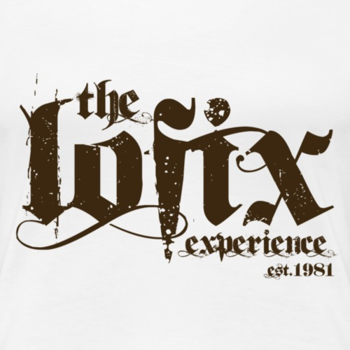 The Lofix Experience - Koszulka damska Premium