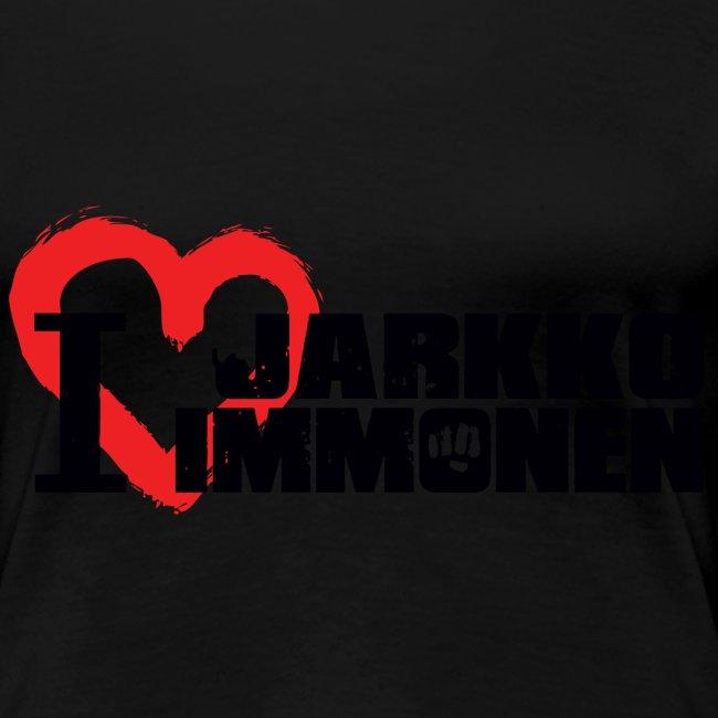 I Love Jarkko Immonen