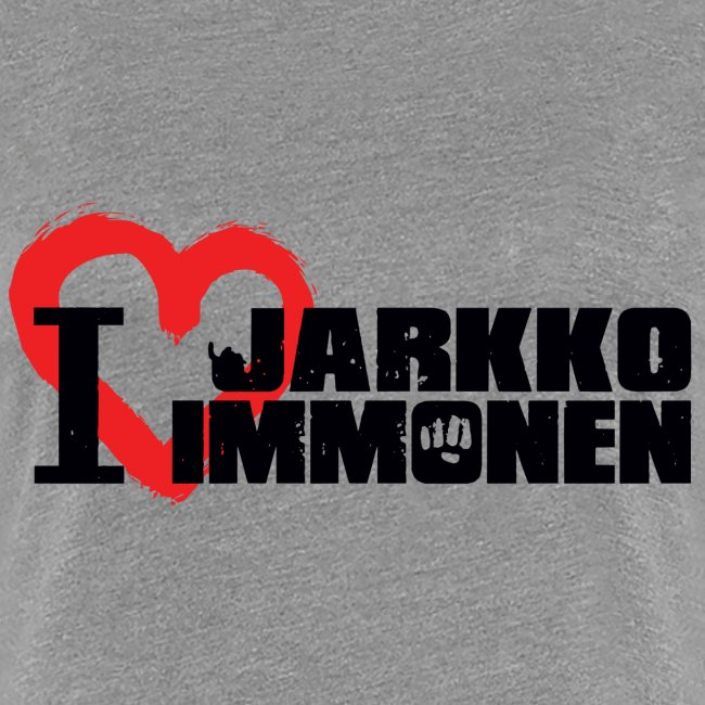 I Love Jarkko Immonen