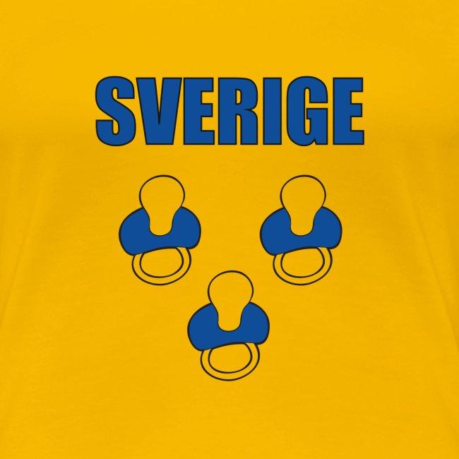 Sverige - Tuttipaita