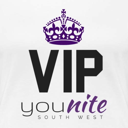 YouNite VIP - Women's Premium T-Shirt