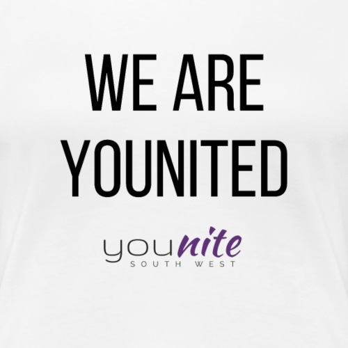 we are younited - Women's Premium T-Shirt