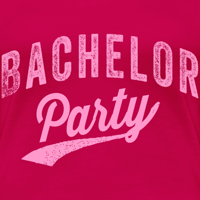 Bachelor Party roze