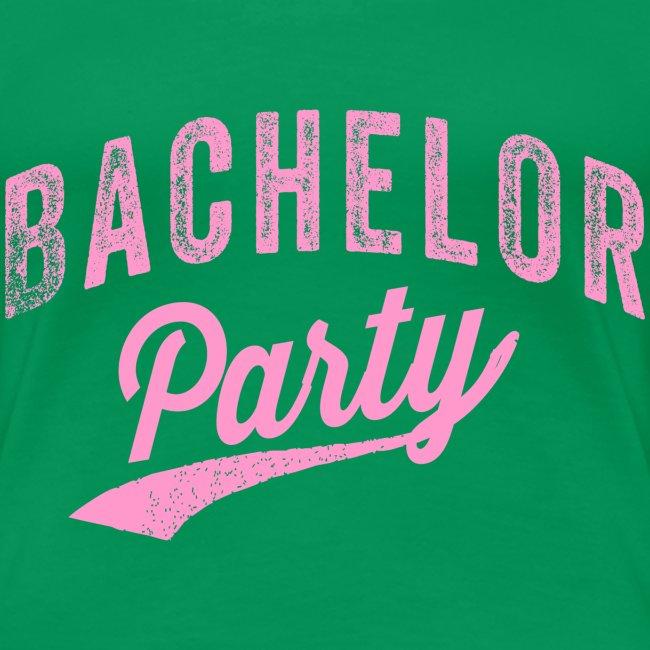 Bachelor Party roze