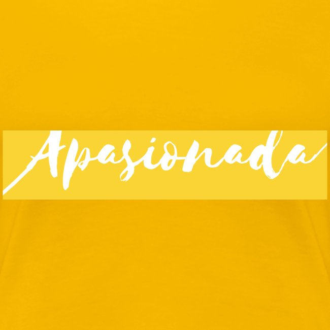 Colorful Amarillo- apasionada