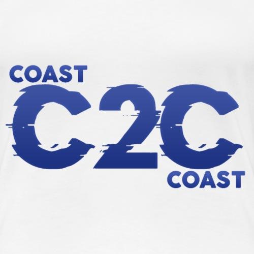 COAST 2 COAST - Frauen Premium T-Shirt