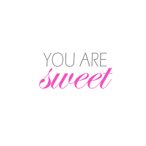 You are sweet // by Copenhagen Compliments - Dame premium T-shirt