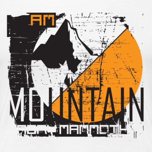 Mountain Mammut - Frauen Premium T-Shirt