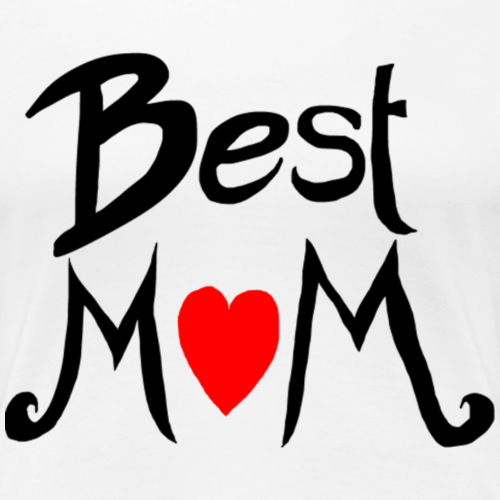 Beste Mutter Muttertags Motiv - Frauen Premium T-Shirt