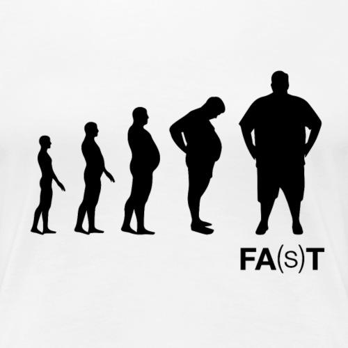 FA(S)T evolution - Maglietta Premium da donna