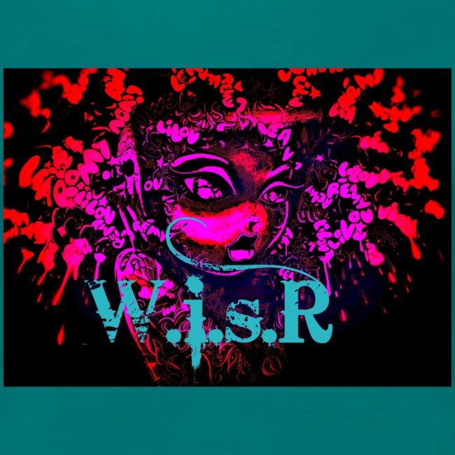 Art WISR T- Paita