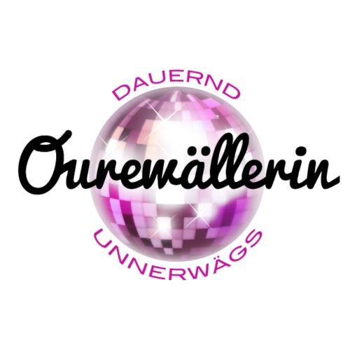 Ourewällerin - Frauen Premium T-Shirt