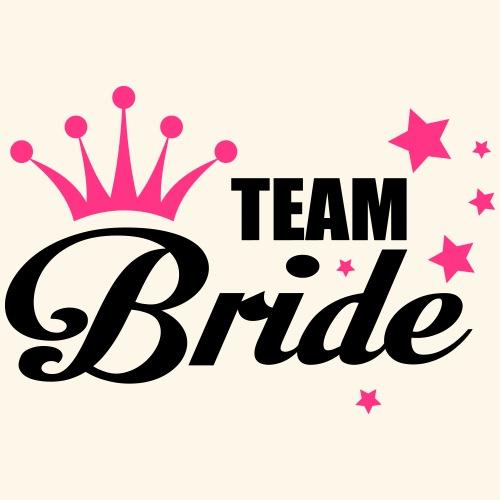 Bride's Posse, Hen Party, Bachelorette Parties - Women's Premium T-Shirt