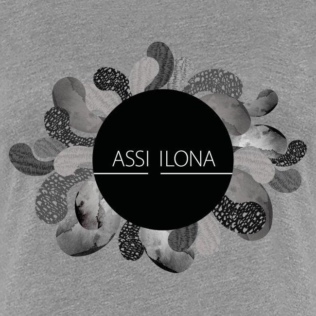 Assi Ilona vauvan paita