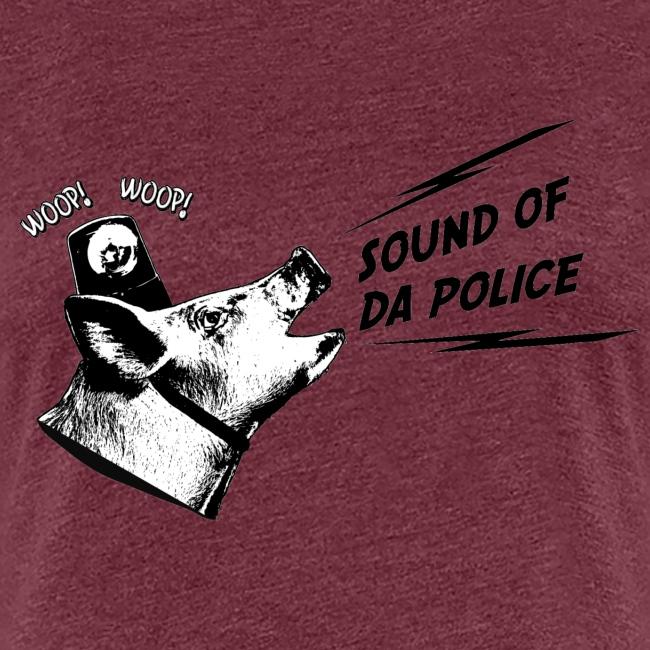 Sound of da Police - musta printti