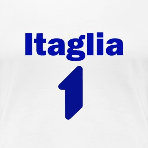 itaglia 1 - Maglietta Premium da donna