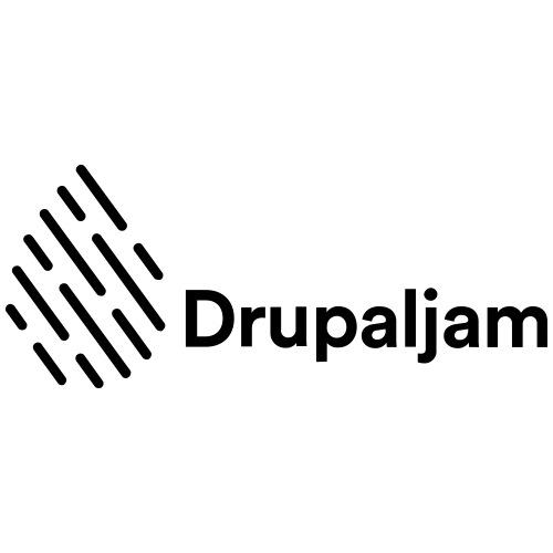 Drupaljam Original black & white - Vrouwen Premium T-shirt