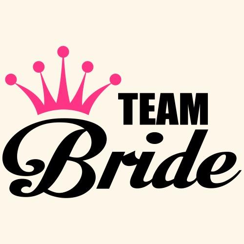 Team Bride, Hen Party, Bachelorette Parties, Bride - Women's Premium T-Shirt