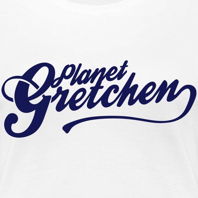 Planet Gretchen svart
