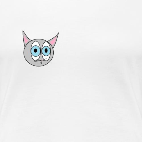 Katze GMBH Logo - Frauen Premium T-Shirt