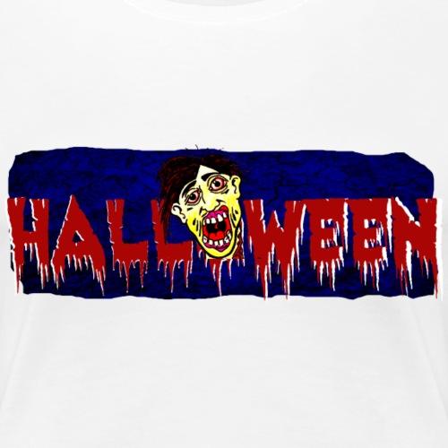 Halloween5neu - Frauen Premium T-Shirt