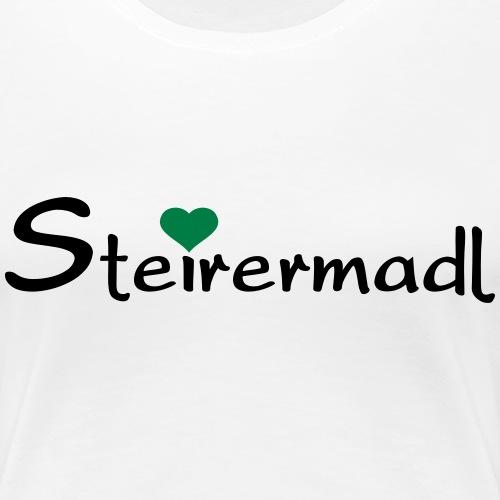 Steirermadl - Frauen Premium T-Shirt