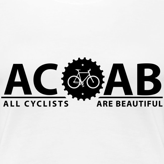 ACAB All Cyclists Are Beautiful T-Shirts