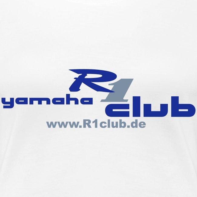 R1club Logo blau