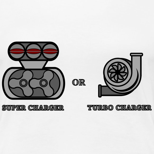 turbo charger vs super charger