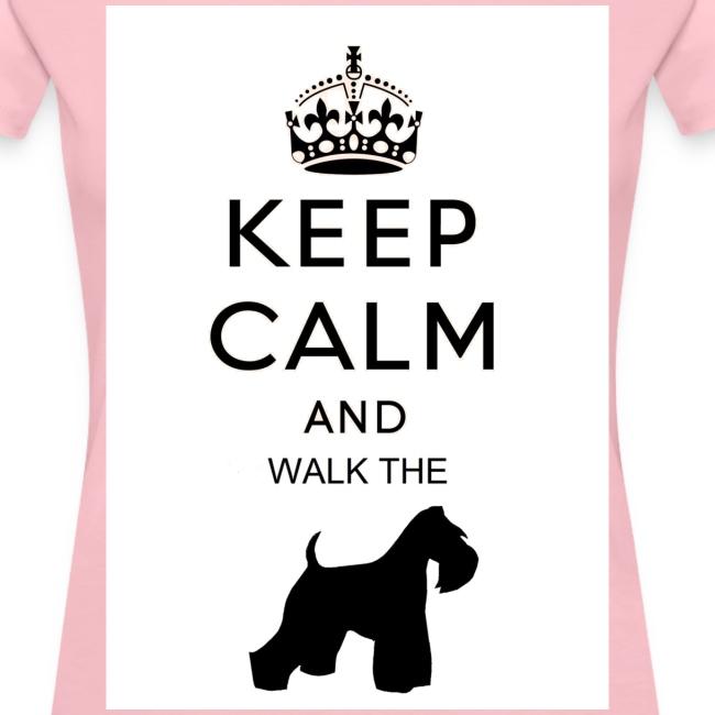 keep calm and walk the kaeppaenae vamu