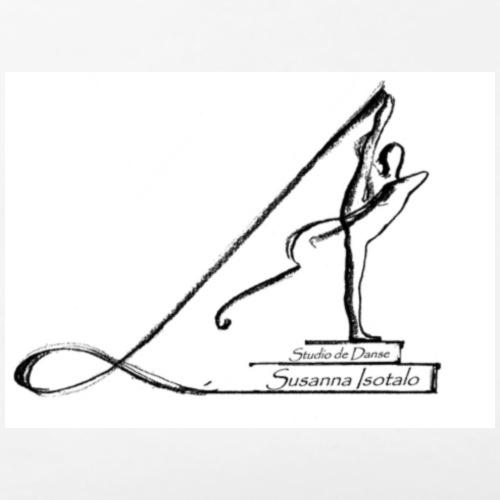SDD logo - Naisten premium t-paita