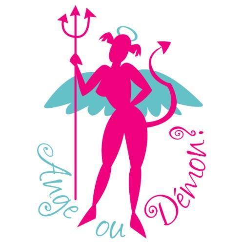 Ange ou Démon ? - T-shirt Premium Femme