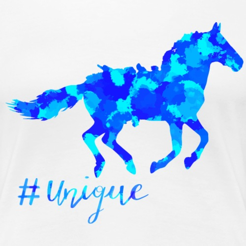 Animental Vibes - #unique - Frauen Premium T-Shirt