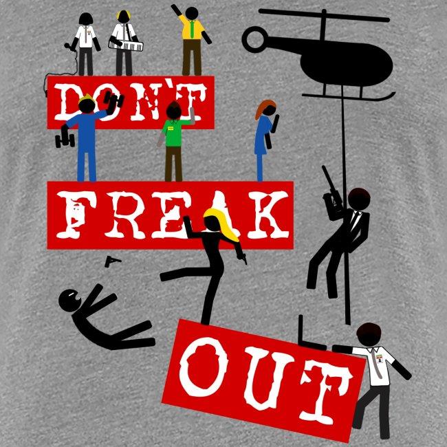 Chuck don t freak out