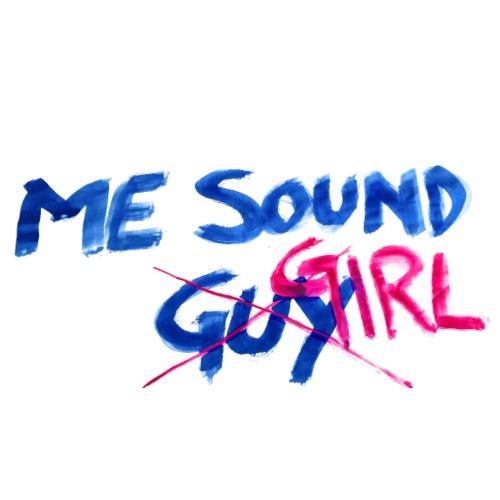 me = sound girl - Women's Premium T-Shirt