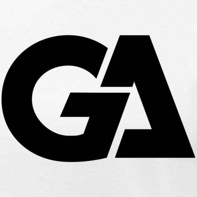 GA Zwart Logo Merch