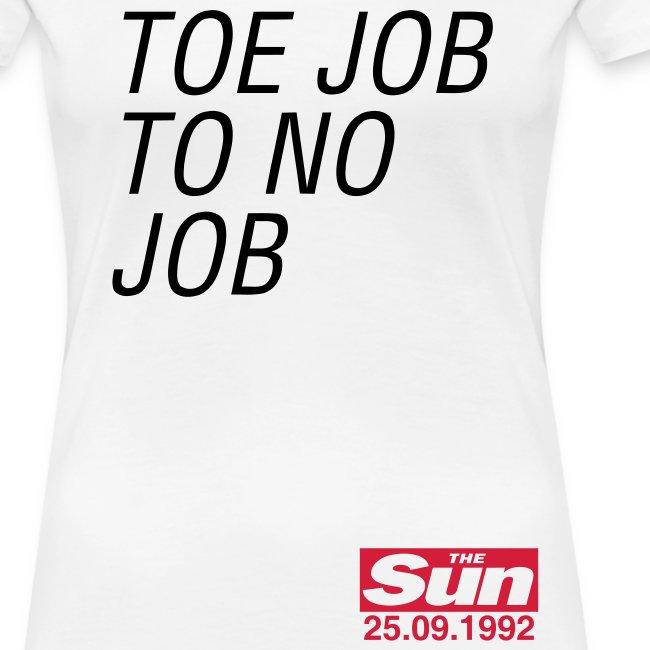 Toe Job to No Job 3