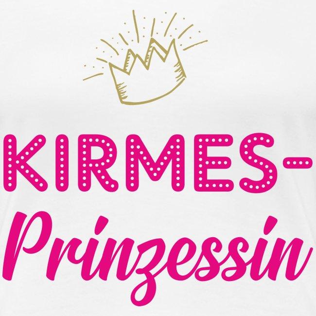 Kirmes-Prinzessin