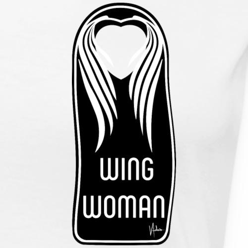 Wingwoman - Frauen Premium T-Shirt