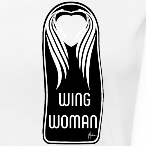 Wingwoman - Frauen Premium T-Shirt