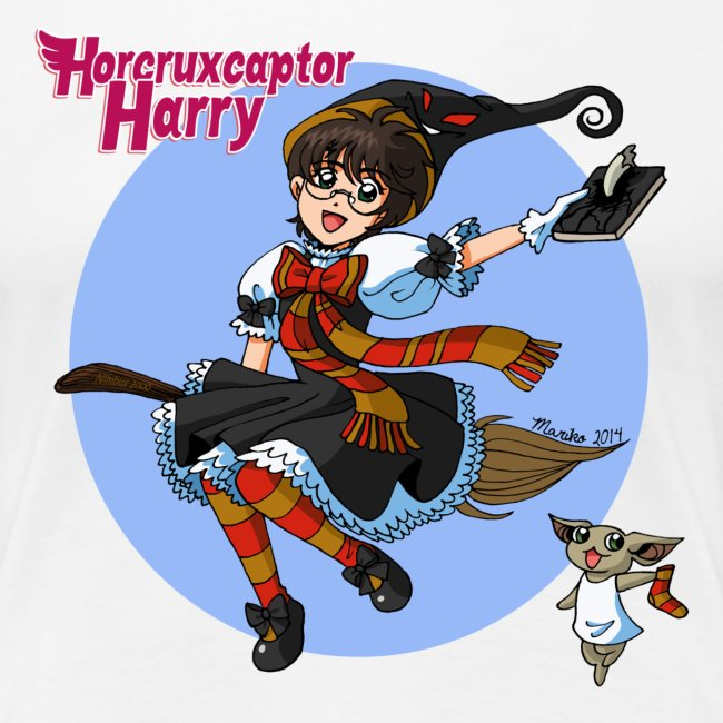 Horcrux captor Harry png