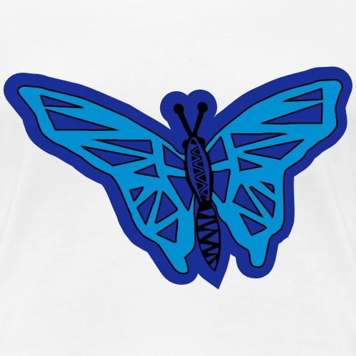 Cute Butterfly - Women's Premium T-Shirt