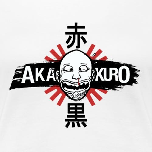AkakurO - T-shirt Premium Femme
