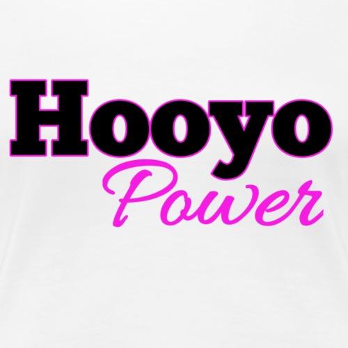 mom power - Premium T-skjorte for kvinner