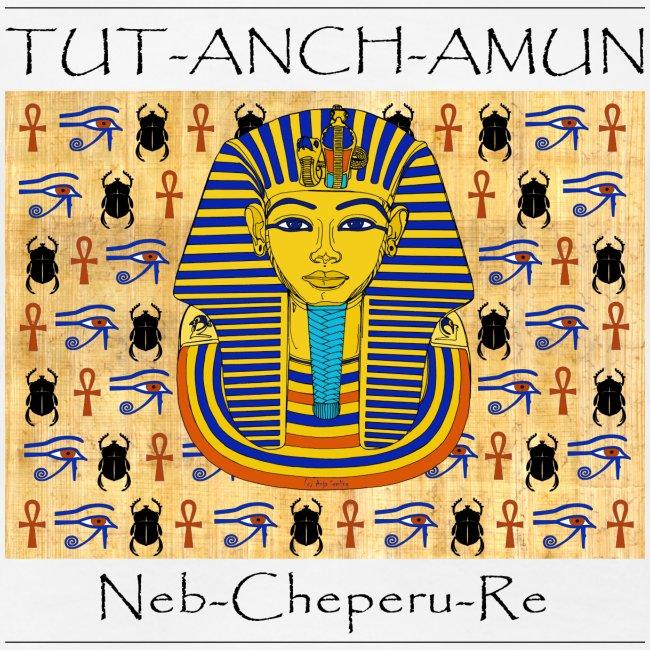 Tutanchamun I Papyrus I Hieroglyphen
