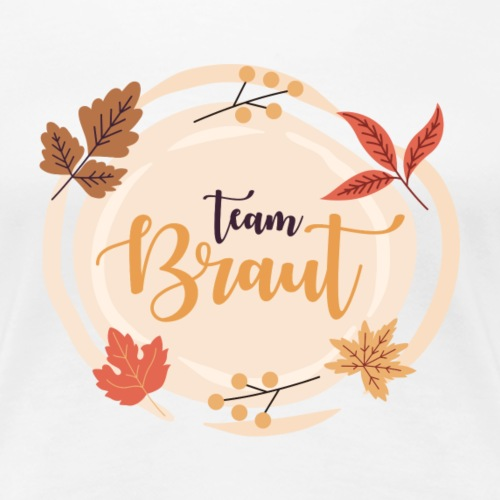 Team Herbst Braut - Women's Premium T-Shirt