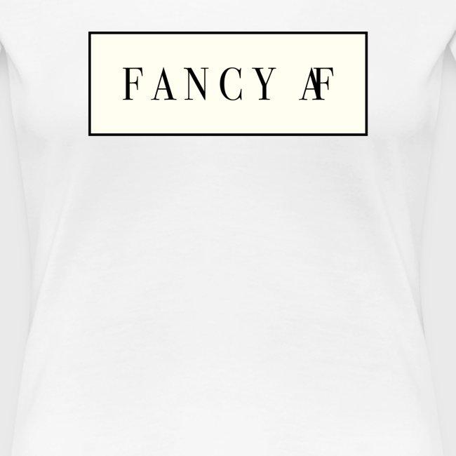 Fancy AF Tee 2 png